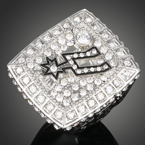 Nuovo arrivo Uomini moda sport collezione gioielli 2014 Basket Tim campionato anello fan sport souvenir regalo