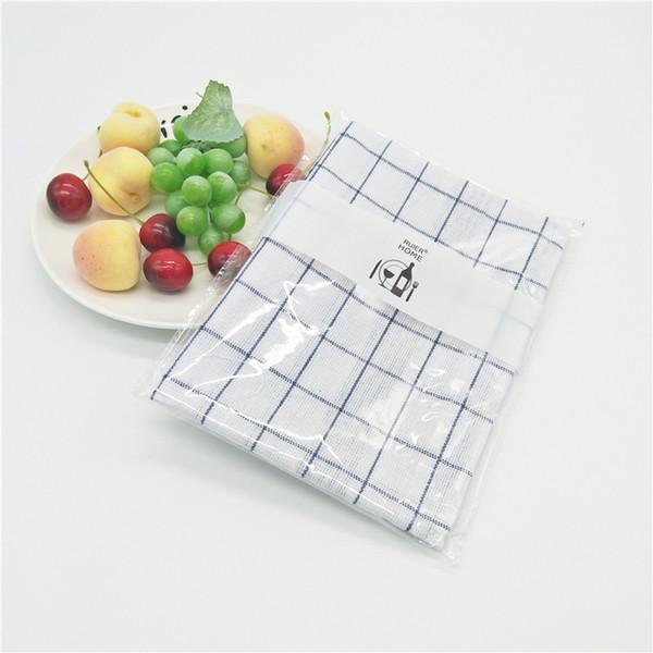 2pcs 40*60cm cotton linen napkins placemat serviette de table mariage napkins tea towels
