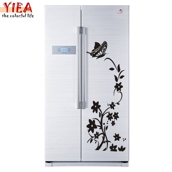 high quality creative refrigerator sticker buerfly paern wall stickers home decor