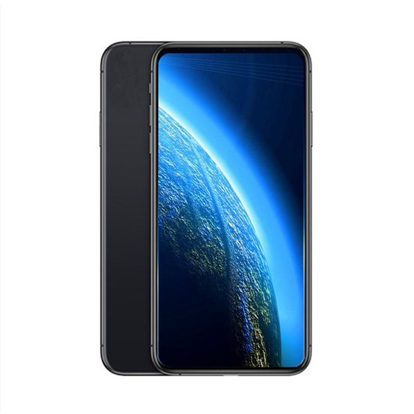 New arrived 6.5inch Goophone xs max Quad Core MTK6580 Face ID Smartphones 1G/16G Show Fake 4G/256G 4G lte Unlocked Phone