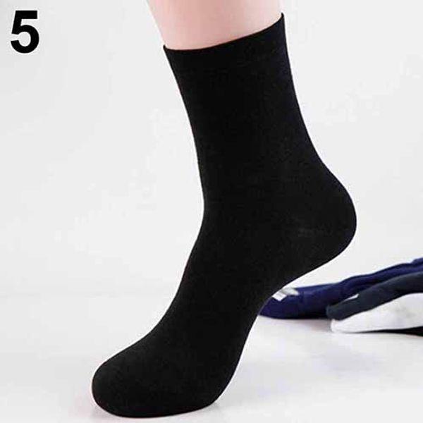 5 paires noires