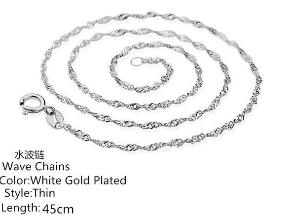 white gold-thin-45cm