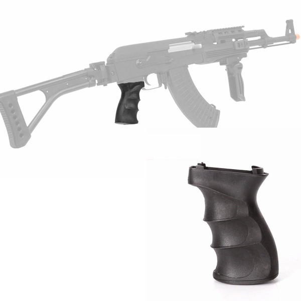 2018 Airsoft Ak47 Standard Rear Grip Black Tactical Textured Vertical Hand  Grip With Storage For Hunting Ak47 Ak74 Aeg From Xianfeng1, $8 04 |