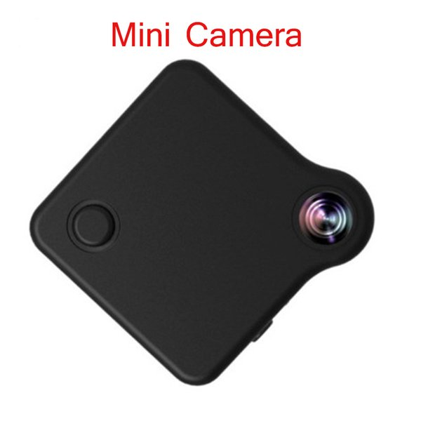 Mini Camera Recorder HD 720P Super Mini DV Camera Motion Sensor Pocket Security Camcorder Wearable Micro Cam Support TF Card