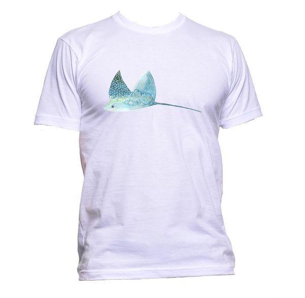 Turbot Fish Stingray T-Shirt Mens Womens Unisex Fashion Slogan Comedy Cool Funny