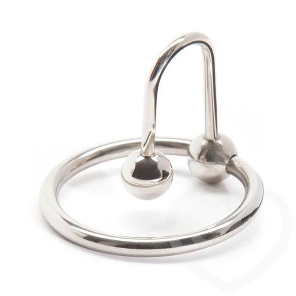 Anéis de Aço Inoxidável Do Pénis, Uretral Soa Beads Plug, anel Cabeça do galo Dilatador Uretral Penis Cinto de Castidade Brinquedos Sexuais Para O Homem