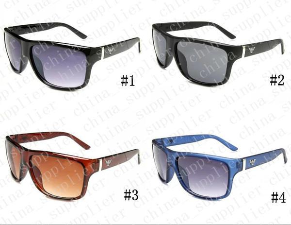18935b8962536 2018 Marca de luxo óculos de sol das mulheres dos homens quadro de alta  qualidade 8068