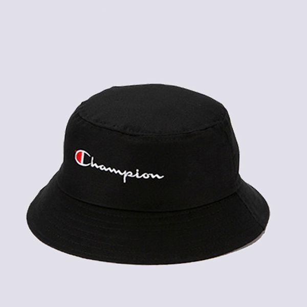 C письмо черный и белый пара шляпы весна лето новый зонт шляпы Мужчины Женщины рыбаки Cap легко сложить шапки Оптовая