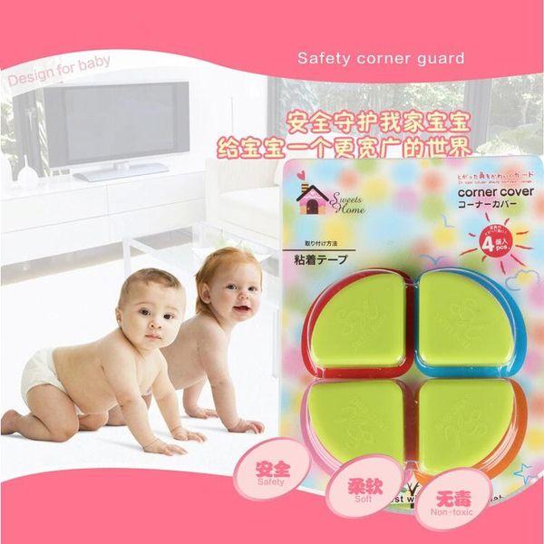 Wholesale- Edge Corner Guards baby child kids safety products pvc borde bumper clear corner guards corner protectors for furniture plastic