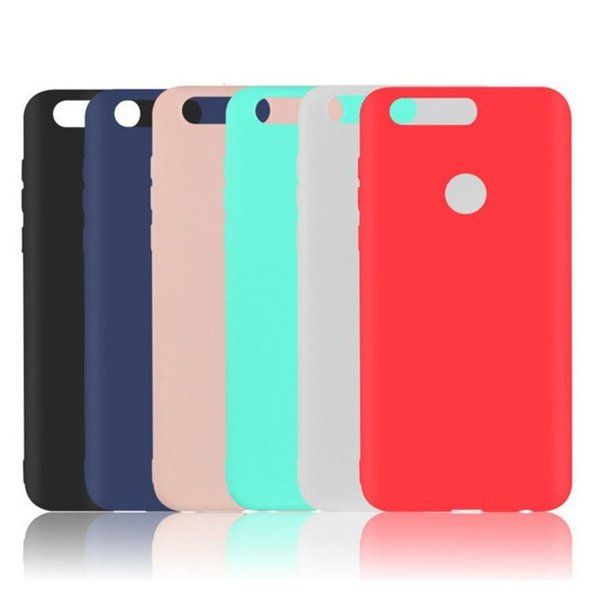 brand new 9b391 2fa86 Luxury Matte Candy Silicone Case For Huawei P10 Soft TPU Cover For Matte 9  10 Phone Bag Top Rated Cell Phones Leather Phone Cases From Lot_store, ...