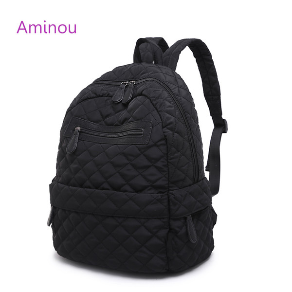 2018 Classic Women Oxford Backpacks School Bags For Teenger Girls Boys  Large Capacity Laptop Backpack Fashion Men Back Pack Bag 3d3ef716a1776