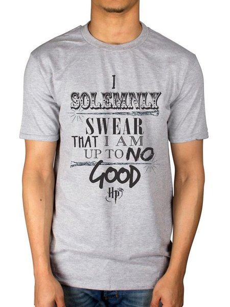 Harry Potter /'Solemnly Swear/' T-Shirt NEW /& OFFICIAL!