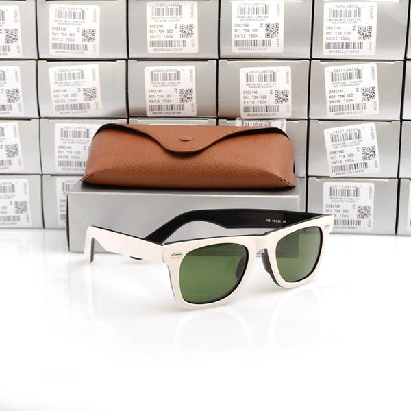 In bianco e nero frame Verde 50mm