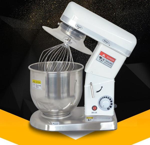 Commercial 10L bread dough mixer stainless steel dough kneading machine home dough blender mixer for bread kitchen equipment LLFA