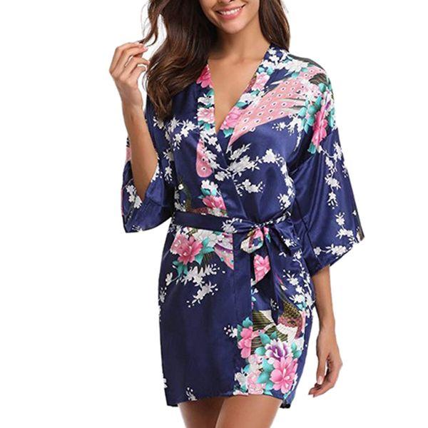 Moda sexy ropa de dormir de impresión ropa interior cinturón de tentación vestido de la nueva ropa interior de las mujeres se desliza Jupon Femme vestido de ropa de dormir