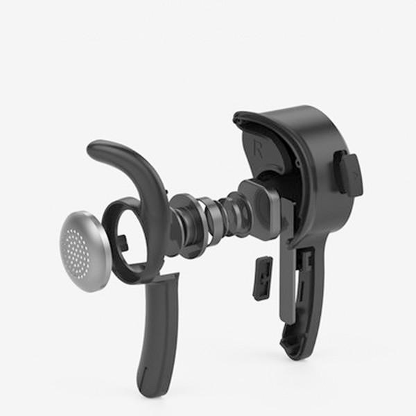 2018 EarHook Cuffia stereo da gioco Bluetooth stereo senza fili Cuffie Vivavoce con microfono per PS3 Smartphone Remax T10