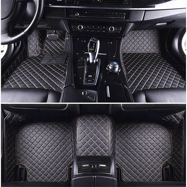 3D Luxury Custom Car Floor Mats for Hyunda Tucson ix25 ix35 REINA ELANTRA MISTRA VERNA CELESTA Car Mat Floor Mat Alfombrilla Coche
