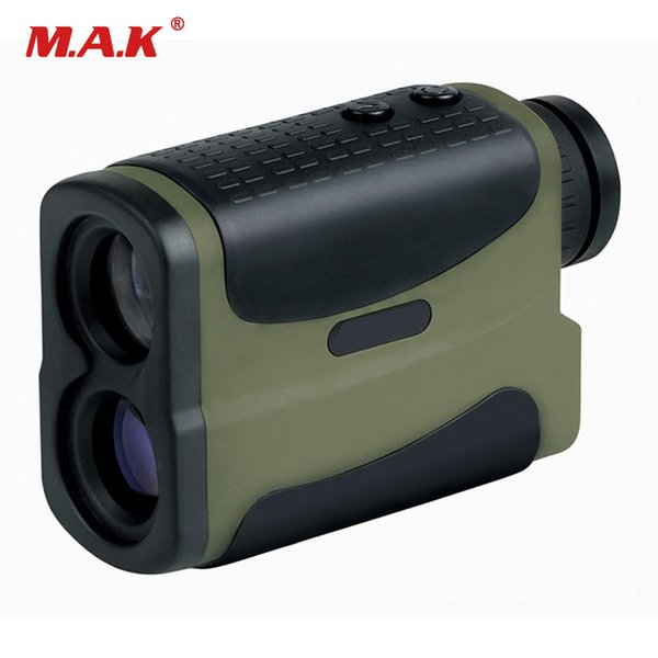 700M Rangerfinder Telescope 6x25 Hunting Laser Ranging Monocular Angle Speed Measurement Hunting Golf Ranging Machine