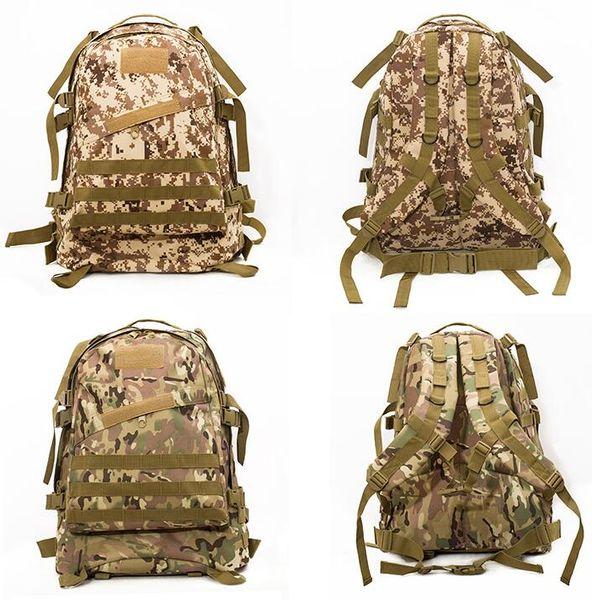 Топ поле дорожная сумка США Корпус морской пехоты ACU камуфляж 3D атака сумка рюкзак на открытом воздухе таинственный камуфляж тактический рюкзак сумка szm100