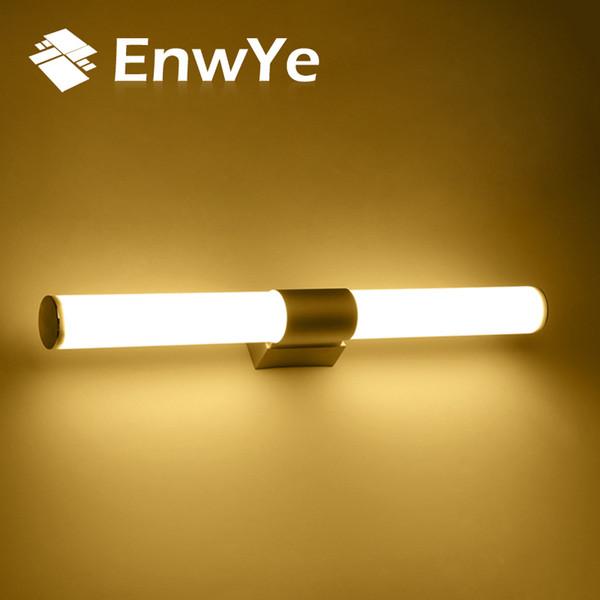 Großhandel EnwYe Wandlampen Badezimmer Führte Spiegelleuchte Wasserdichtes  16W 22W AC85 265V LED Rohr Moderne Wandlampe Badezimmer Beleuchtung 71 Von  ...
