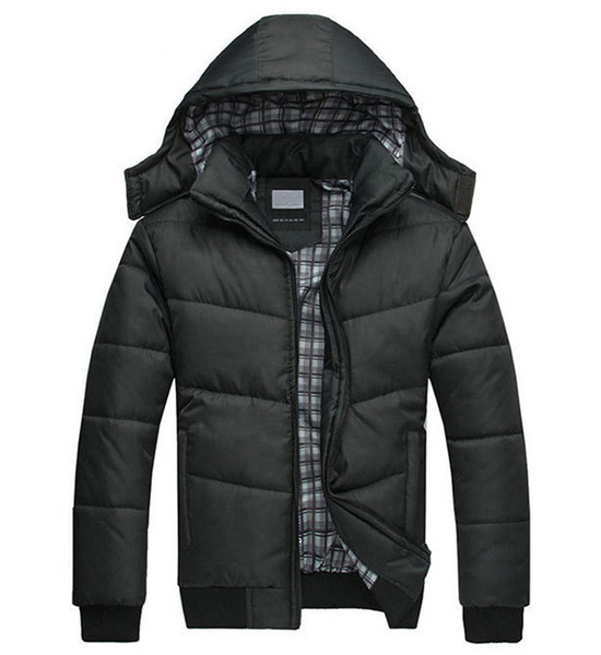 Winter Down Jacket Men Doudoune Homme Hiver Marque Mens Winter Jackets and Coats Warm