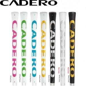 top popular NEW Cadero 2x2 Ultra sticky Golf Grips 10 Colors for Choice 13pieces lot Free Shipping Golf Club Grips 2019