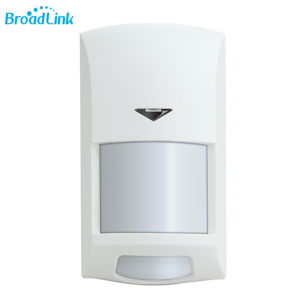 Original BroadLink S1 PIR Motion Sensor WiFi Controlled 433 MHz Wireless Infrared Anti-theft for Home Security S1 Alarm System