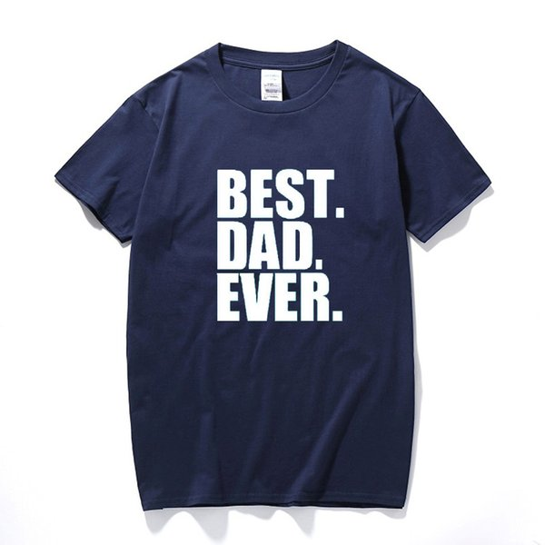 Daddy Since T-SHIRT Dad Personalised Present Gift funny birthday Father dad tee