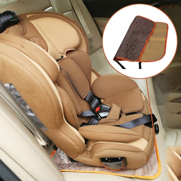 Fantastic 2019 Anti Slip Car Seat Cover Cushion Protector Waterproof Anti Friction For Baby Child Infant Kids Car Safety Chair Car Styling From Creativecarmelina Interior Chair Design Creativecarmelinacom