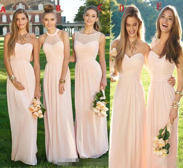 53181161b6 Mix Bridesmaid Dress Chiffon Coupons, Promo Codes & Deals 2019 | Get ...