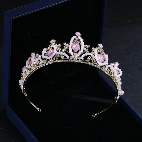 Bride crown, birthday crown, little girl crown,