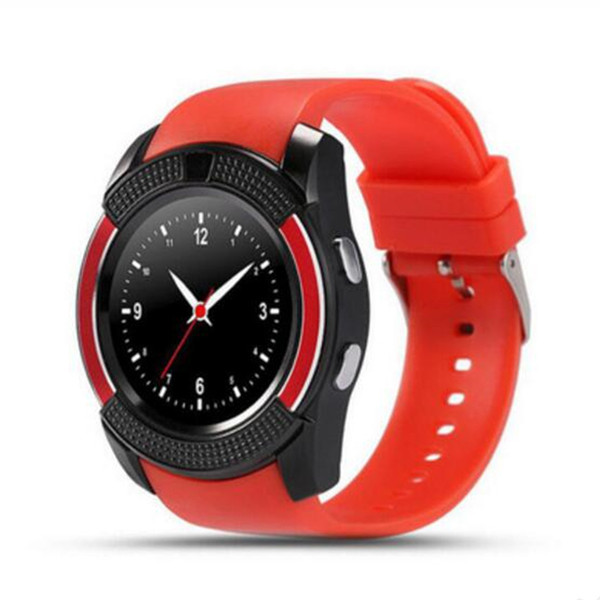 smart watches for android phones red