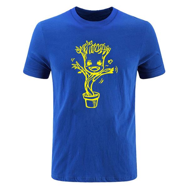 Синий + желтый