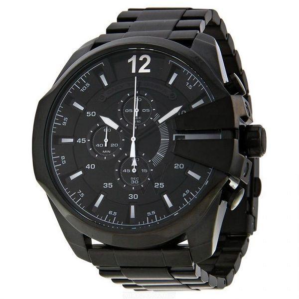 Klasik moda erkekler saatler DZ4283 kuvars İzle yüksek kalite ücretsiz kargo