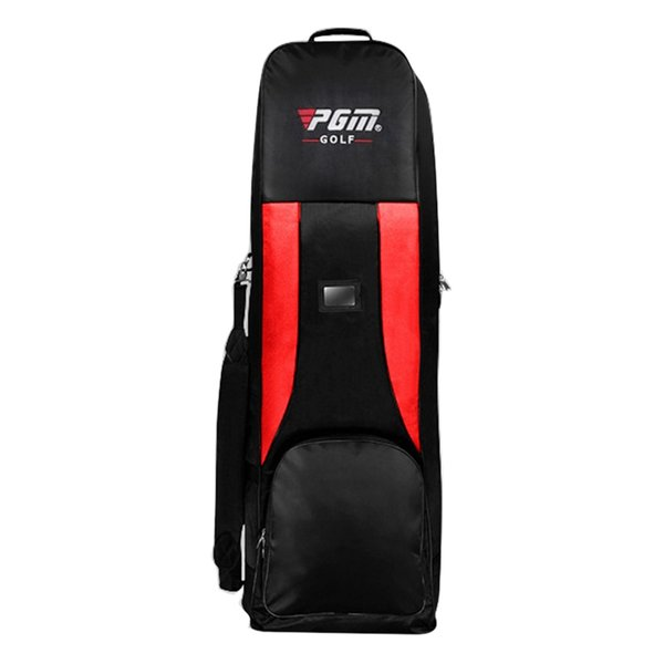 Authentic Pgm Golf Aviation Pulley Bag Package Folding Aircraft Waterproof Nylon Large Capacity Storage Golf Bag D0061