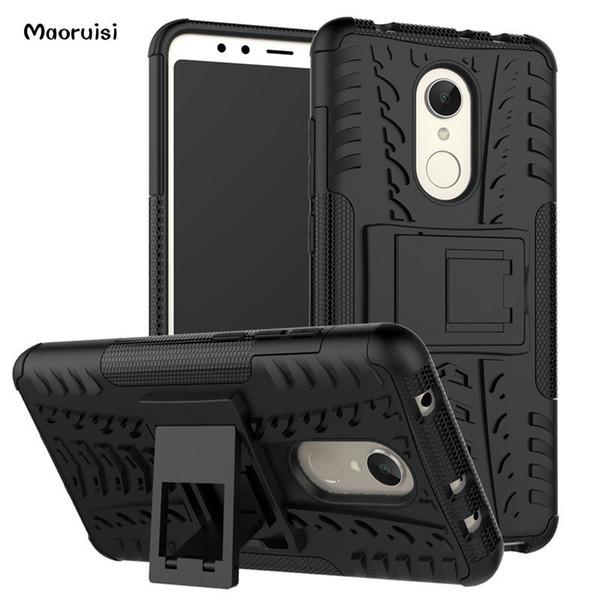 For Xiaomi Redmi 5 Case 5.7 inch Heavy Duty TPU + PC Silicone redmi 5 Kickstand Cover Armor Back For Xiaomi Redmi 5 Case bags