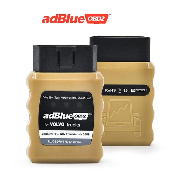 CKS For Bens Ford Renault Volvo AdBlue Emulator Nox Emulation AdblueOBD2 Plug Drive OBD 2 Trucks Adblue OBD2 For Iveco SCANIA MAN DAF