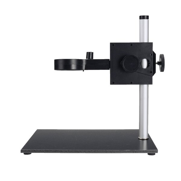 Pro Digital Microscope Magnifier Holder Stand 180mm Height Adjustable Focus 33mm