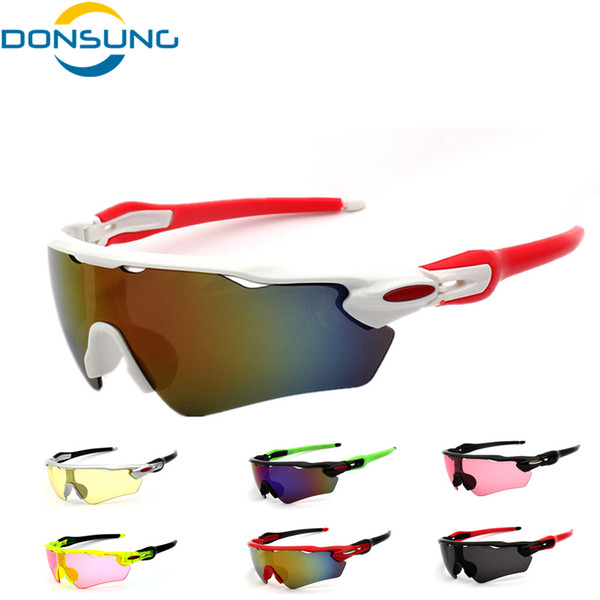 BYDONSUNG 2018 Cycling Glasses Sports Glasses for Bicycles Cycling Sunglasses Bike Men Oculos Ciclismo Gafas Ciclismo