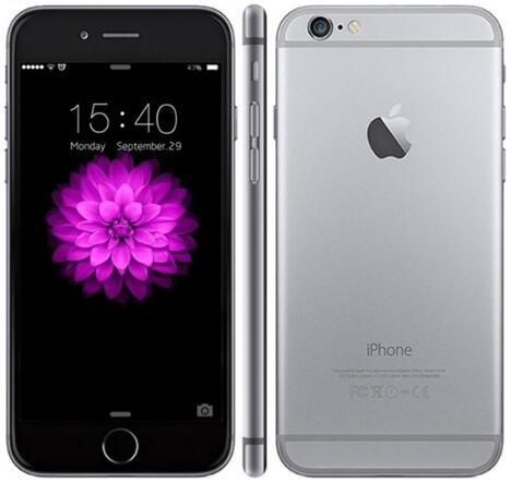 Refurbished Unlocked Apple iPhone 6 Plus With fingerprint RAM 1GB ROM 16/64/128GB IOS Dual Core 8MP/Pixel 2G/3G/4G LTE Phone