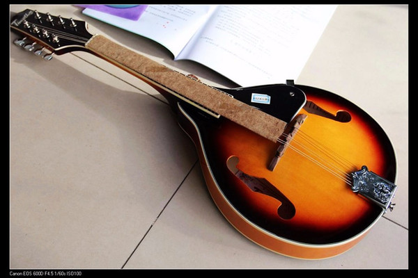 top popular New Arrival Mandolin Ukulele Stringed Instruments Music sunburst 111223 2021