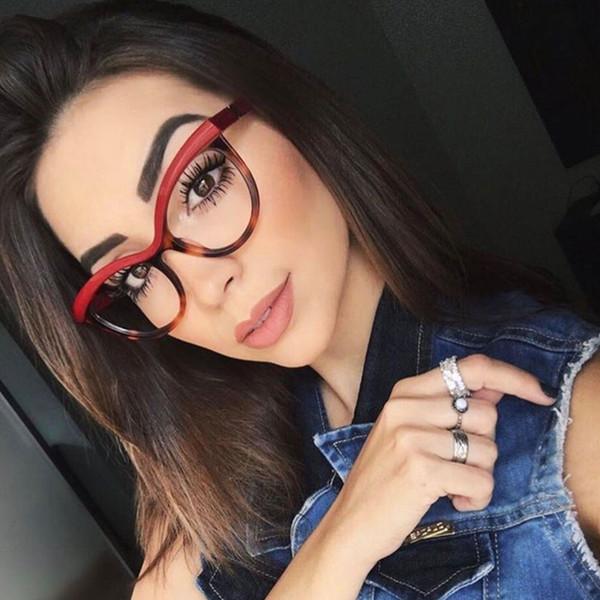 Markendesigner Damenbrille Klarschliffoberfläche Rund Herren Damen Sonnenbrille Lunette Brillengestell UV400 Brille Vintage