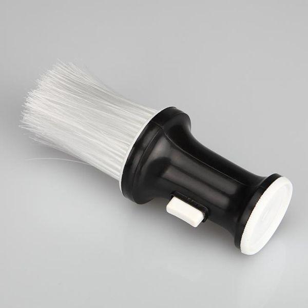 Щетка для волос Стрижка шеи Face Duster Clean Профессиональные Парикмахерские Кисти Салон Стилист Парикмахерская быстрая доставка F1370