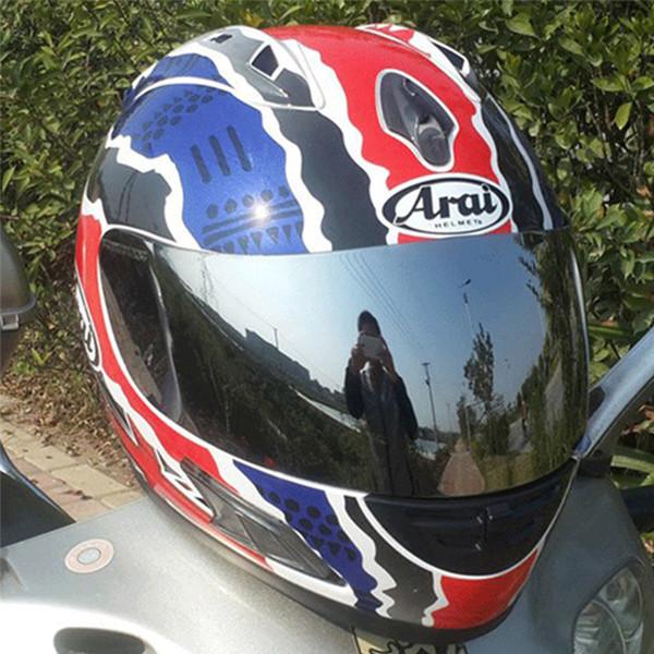 Free shipping motorcycle helmet full helmet ARAI Motorcycle Full Face ECE blue ,Capacete 4 colors