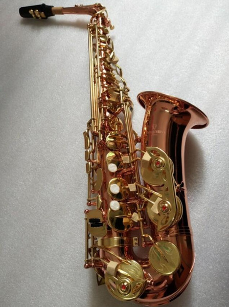 YANAGISAWA New Japan A-902 E-flat alto saxophone phosphor Bronze material shipping super playing sax With case and accessories