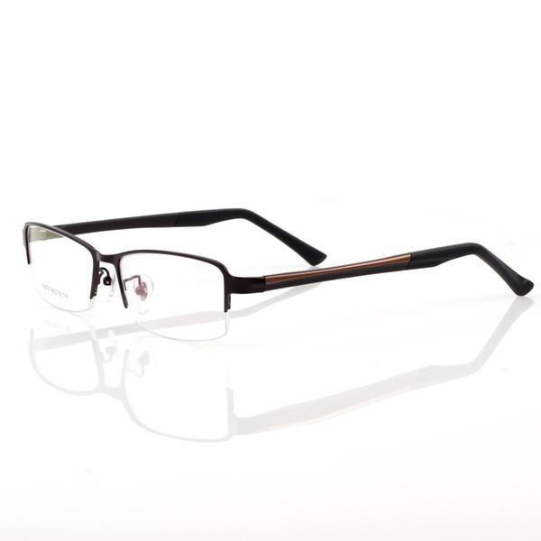 F6672 TR 90 frame metal Stainless steel eyewear optiacl glasses men frame free