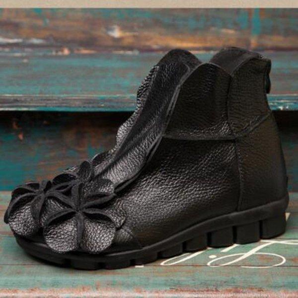 siyah kışlık botlar