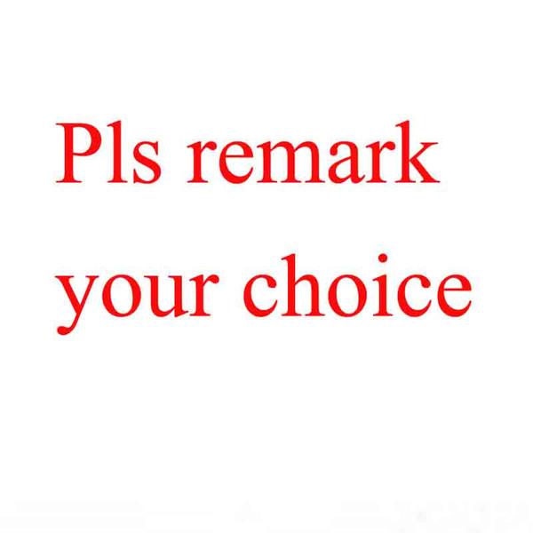 Faites remarquer votre choix