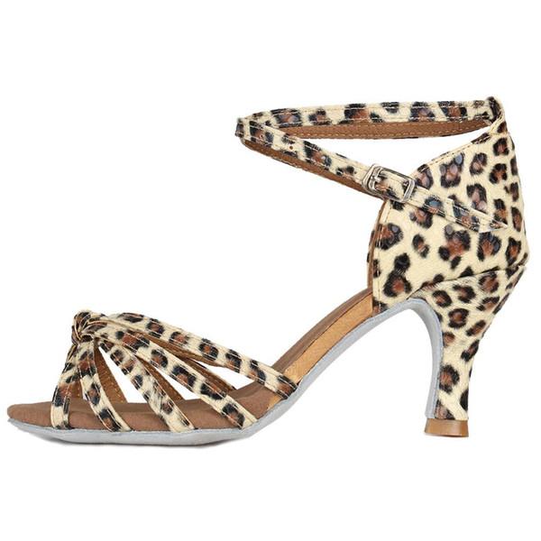 Leopar 7cm Heel