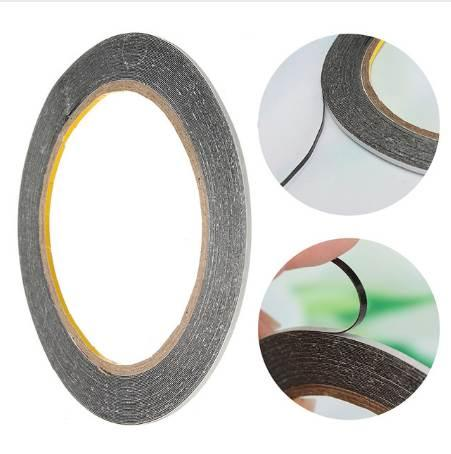 top popular 2MM Brand New 10M Sticker Double Side Adhesive Tape Fix For Cellphone Touch Screen LCD Mobile Phone Repair Tape 2016 2021